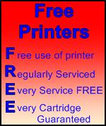 Free Printer Loan
